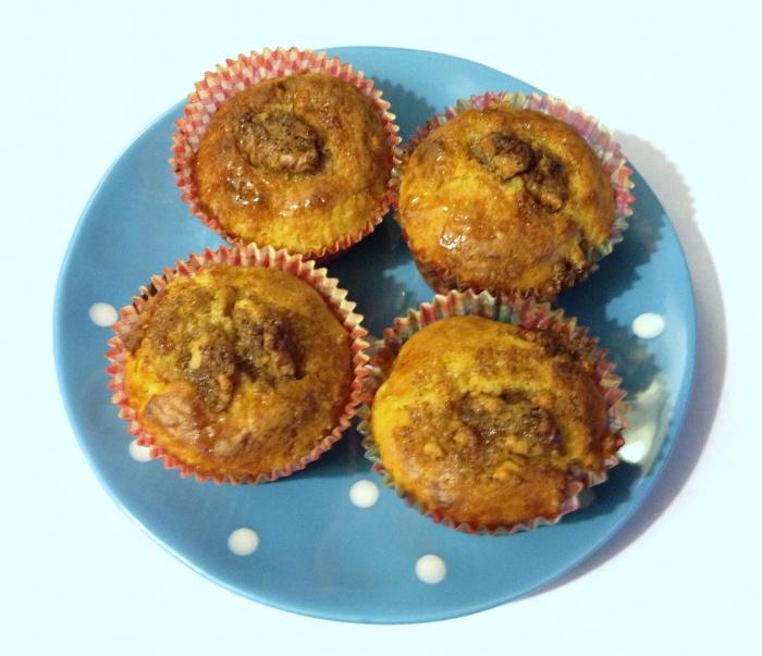 Nigella's Baklava Muffins