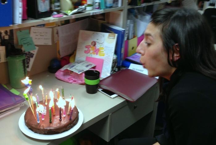 Happy Birthday Jane!
