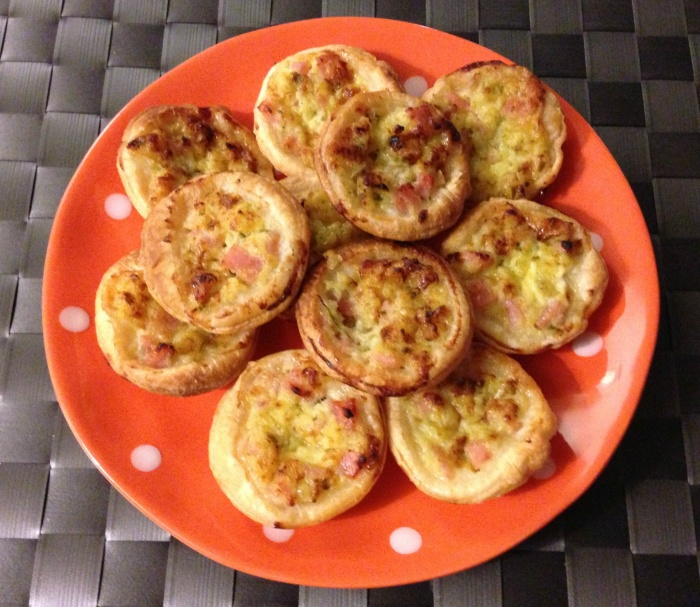Thermomix Party Savouries - oven fresh