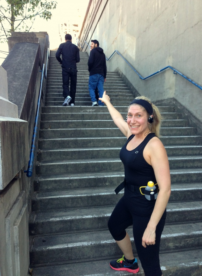 running-on-the-steps
