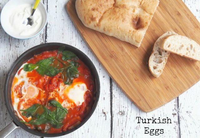 Meatless Monday – Turkish Eggs