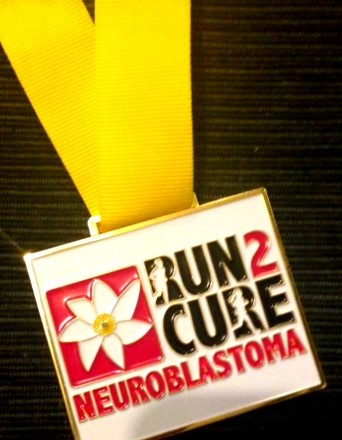 10 Good Reasons to Run2Cure Neuroblastoma