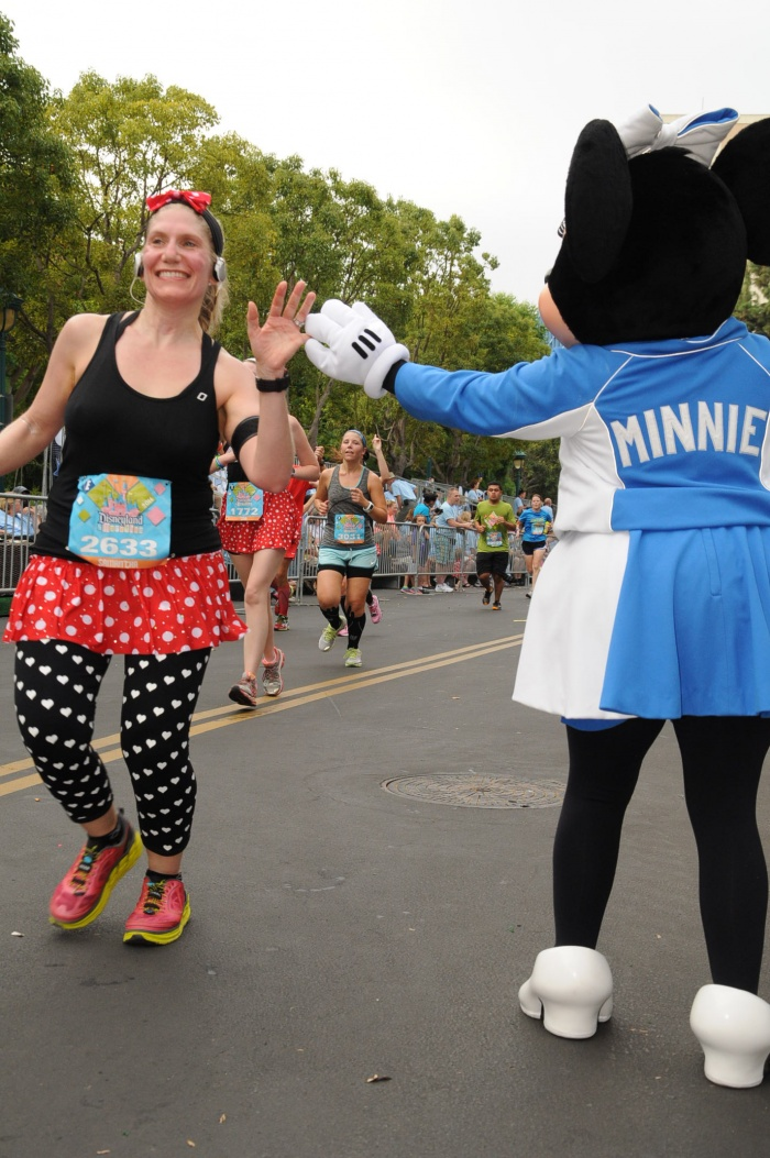 Disneyland Half Marathon - Life Defining Moments