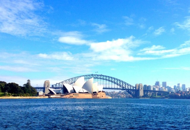 Running Sydney to Disney