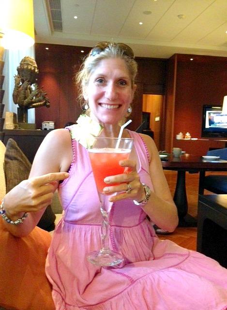 La Vie en Rose, Conrad Suites, Bali