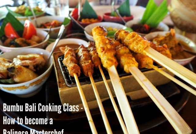 Bumbu Bali Cooking Class – How to Become a Balinese Masterchef