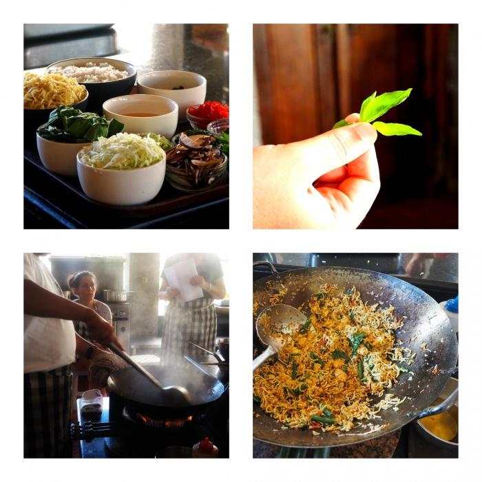 Bumbu Bali Cooking Class - nasi goreng