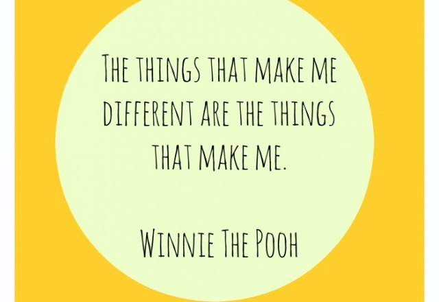 Wednesday Words of Wisdom – Winnie the Pooh