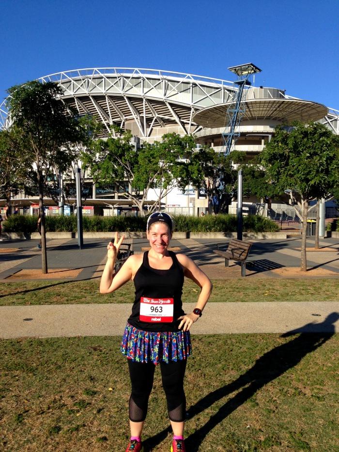 Sydney Rebel Run 2014