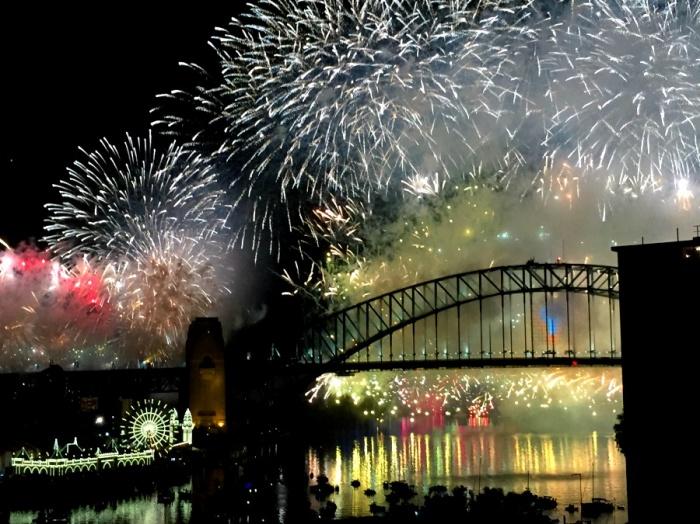 NYE Sydney 2014