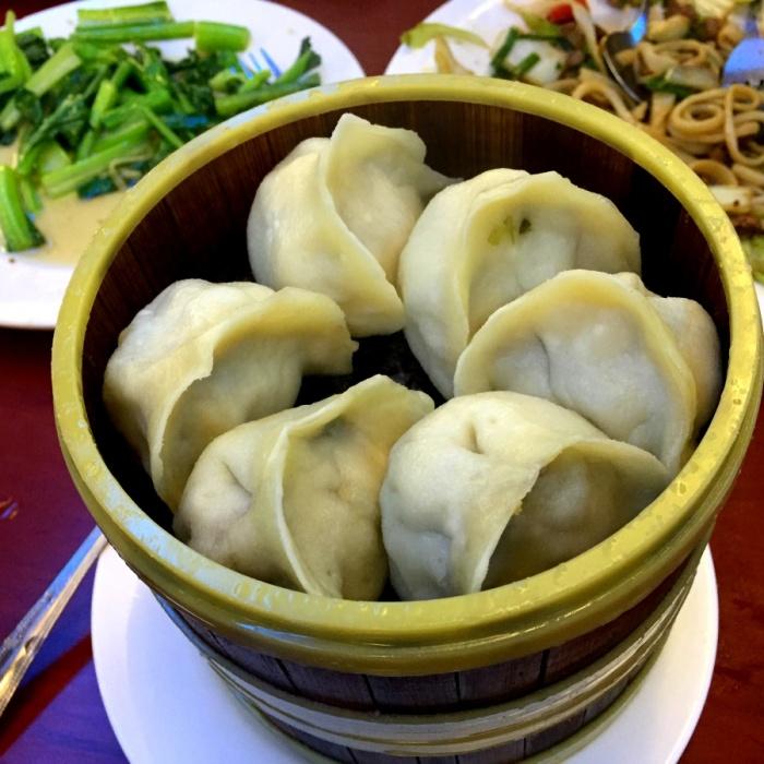 January dumplings