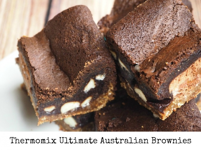Ultimate Australian Brownies