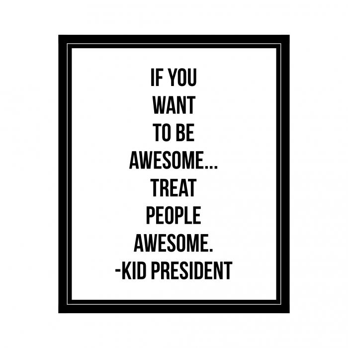 Kid President copy