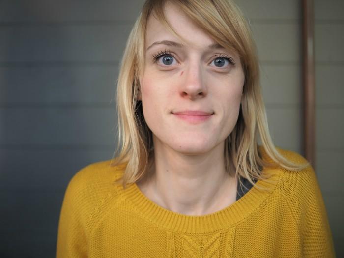 She's So Inspiring - Katie Manning