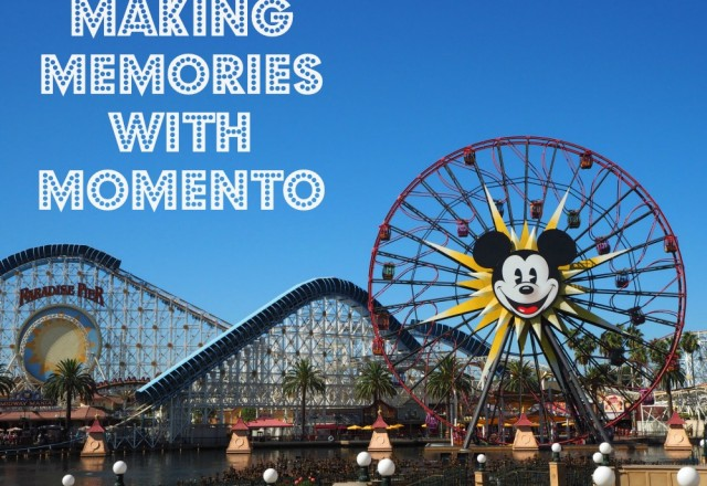 Making Memories with Momento