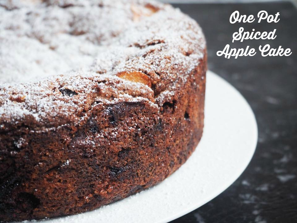 Cake Recipes With Pan: Annabel Langbein's One-Pot Spiced Apple Cake