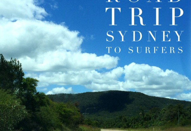 Big Things Road Trip – Sydney to Surfers