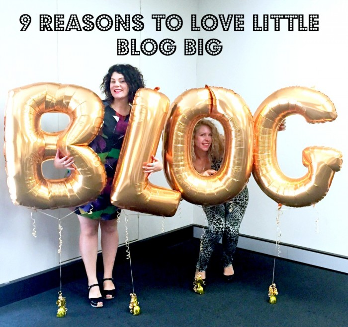 Little Blog Big