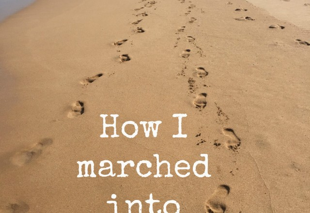 How I Marched into March