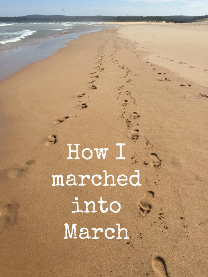 March into March