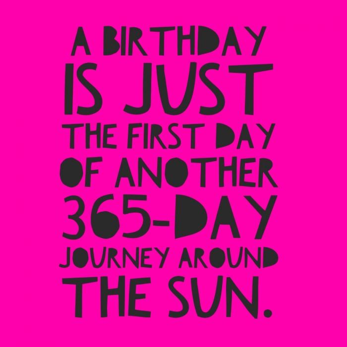 Birthday 365