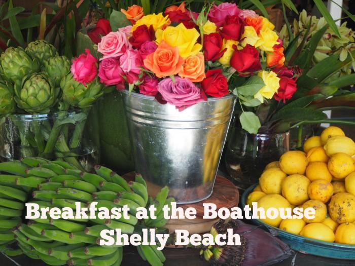 Boathouse, Shelly Beach