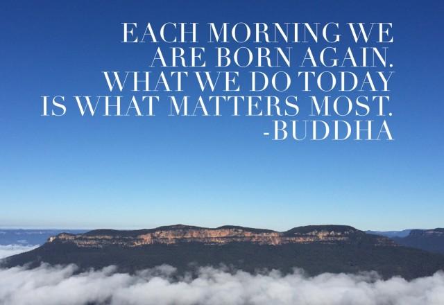 Wednesday Words of Wisdom – Buddha
