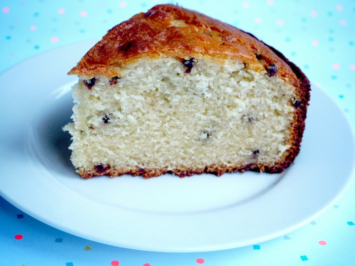 All-in-one Chocolate Chip Cake