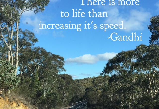 Wednesday Words of Wisdom – There Is More To Life