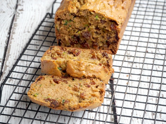 Thermomix Zucchini Loaf Cake