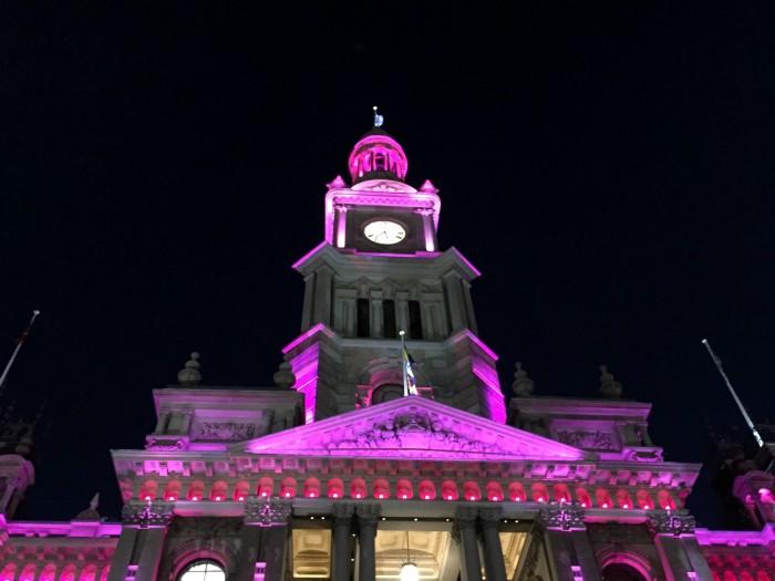 Vivid 2015 Town Hall