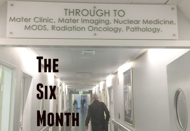 The Six Month Itch