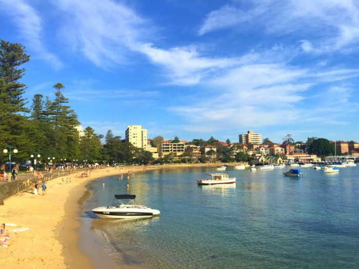 Spit Bridge to Manly