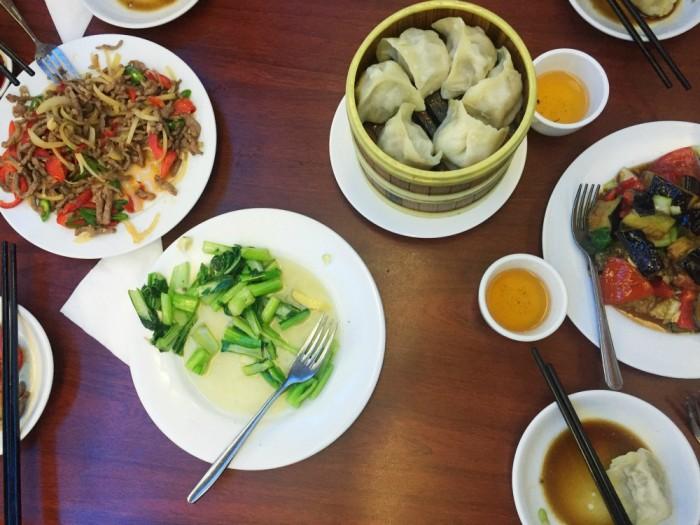 Sea Bay Dumplings