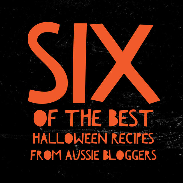 Six of the best Halloween Recipes from Aussie Bloggers
