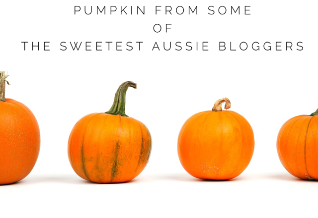 Six Sweet Ways with Pumpkin from Some of the Sweetest Aussie Bloggers