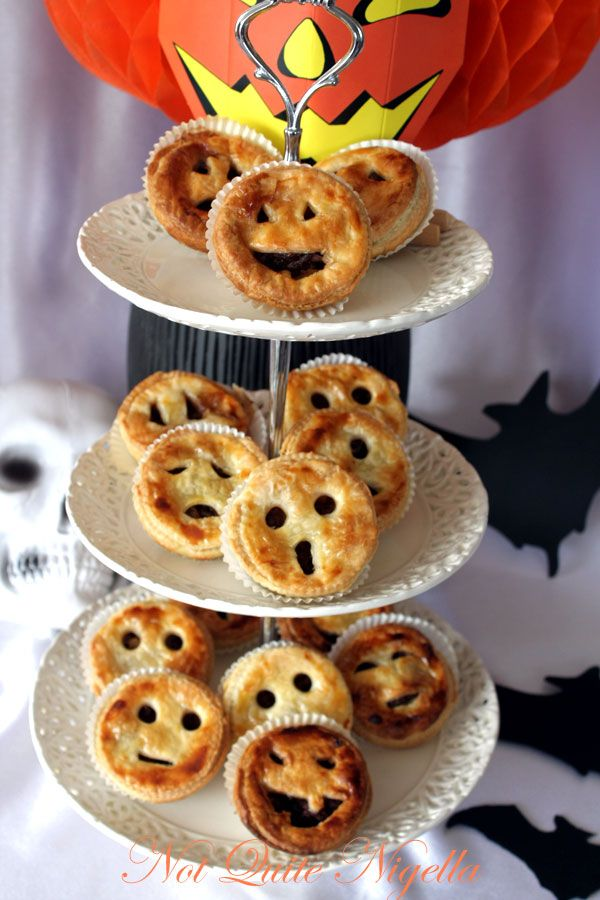 Not Quite Nigella Goblin Pies