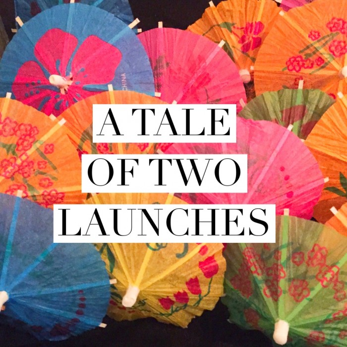 A tale of two launches - The Annoyed Thyroid
