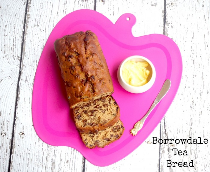 Borrowdale Tea Bread