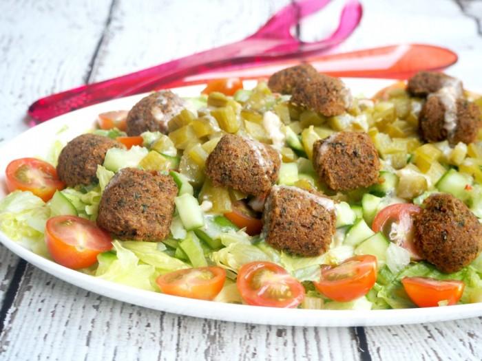Fabulous Felafel Salad