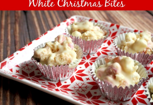 White Christmas Bites