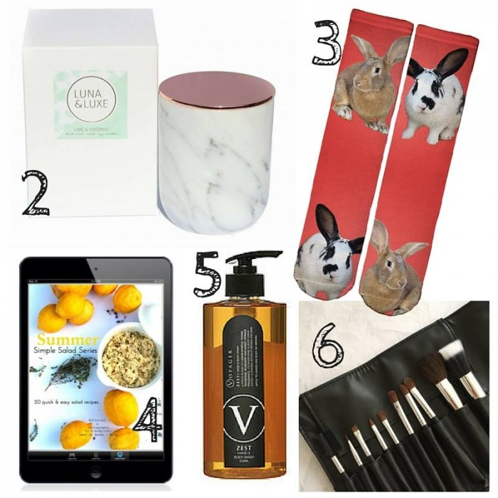 The Grand Festive Giveaway