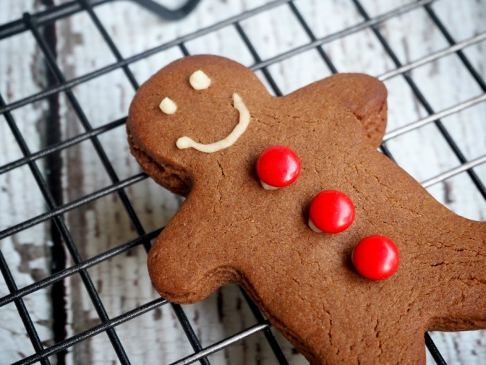 Chocolate Gingerbread Men The Annoyed Thyroid
