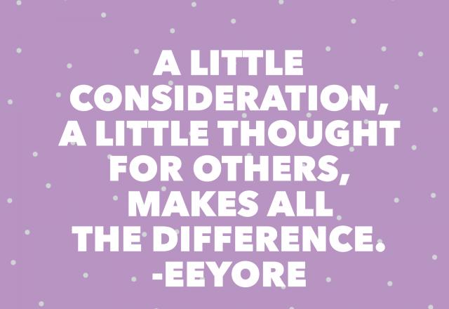 Wednesday Words of Wisdom – Eeyore