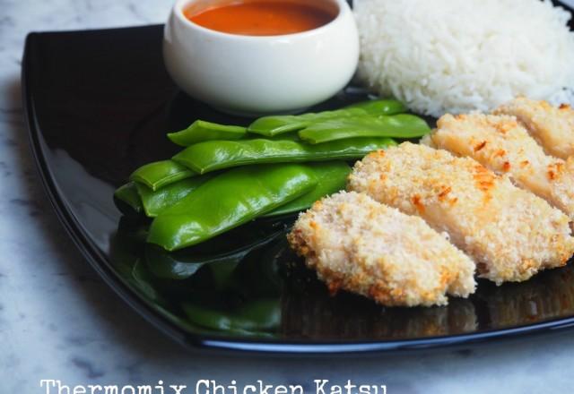 Thermomix Chicken Katsu