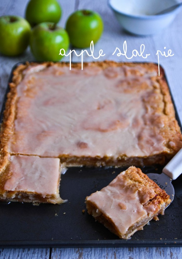 NQN Apple Slab Pie