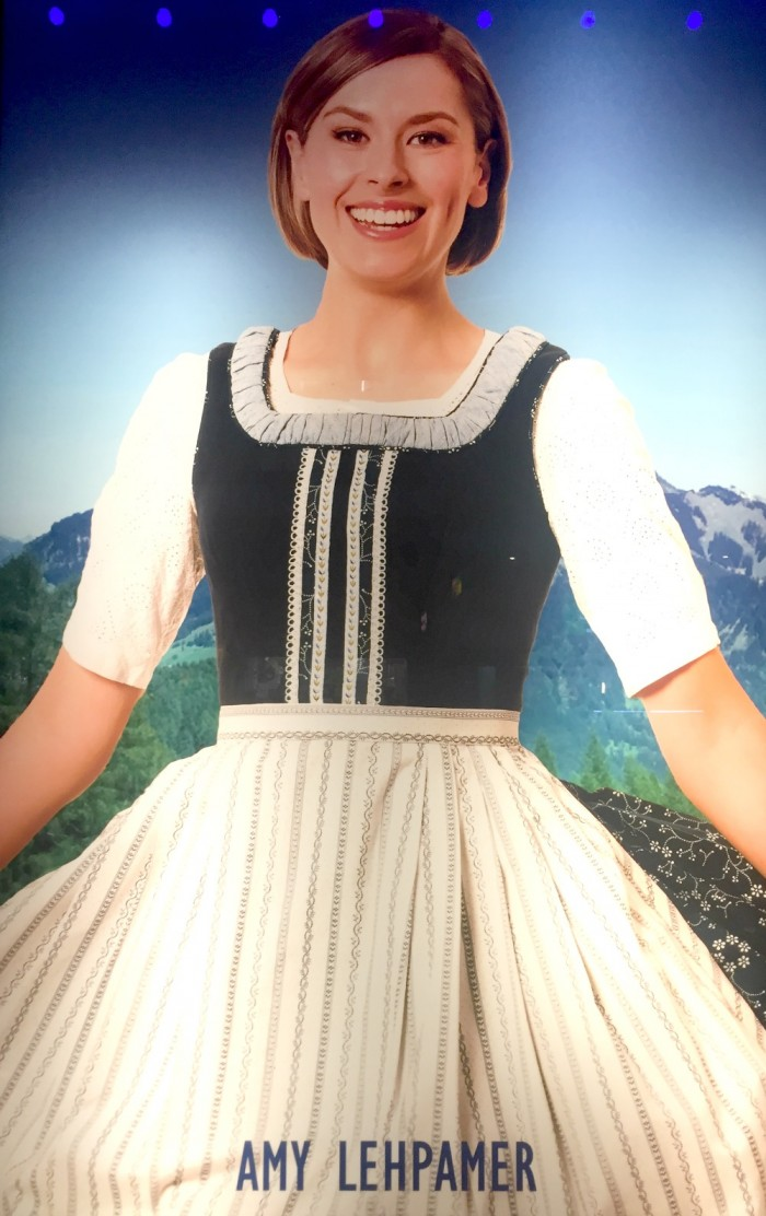 Sound of Music  - Amy