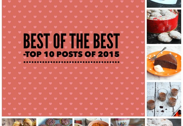 Best of the Best – Top Ten Posts of 2015