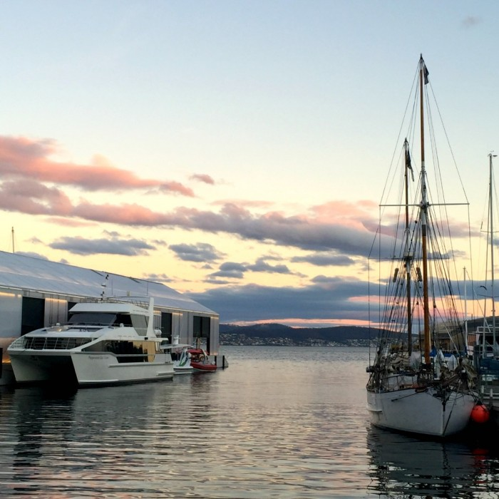 9 things to do in Hobart without a car - Docks