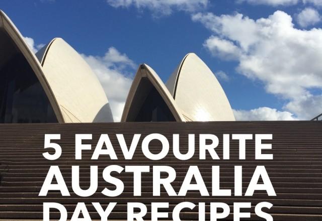 5 Favourite Australia Day Recipes